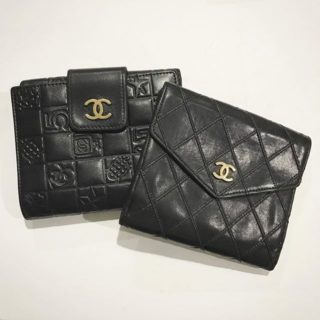 Vintage Wallet入荷♡CHANEL,GIVENCHY!
