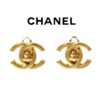 Vintage CHANEL♡イヤリング3型NEW IN!